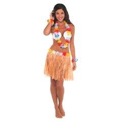 Adult Hula Skirt Kit - Shell