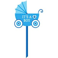 Baby Boy Generic Yard Sign
