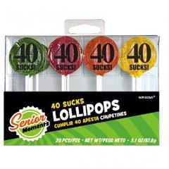 """""""40"""" Lollipop Favors"""