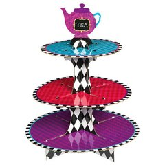 Mad Tea Party Treat Stand