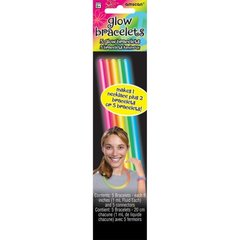 "8"" Multi Color Glow Sticks"