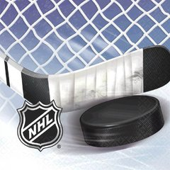 NHL Ice Time! Luncheon Napkins