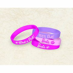 Barbie Rubber Bracelet Favors