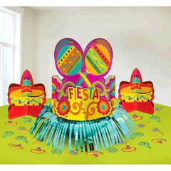Fiesta Table Decorating Kit