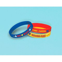 ©Disney Mickey Rubber Bracelet Favors