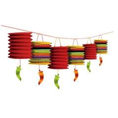 Fiesta Lantern Garland