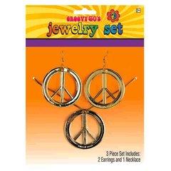 Peace Jewelry Set - Adult