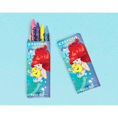 ©Disney Ariel Dream Big Packaged Crayons