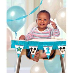 ©Disney Mickey's Fun To Be One High Chair Decorating Kit