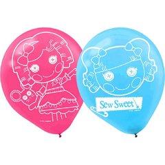 Lalaloopsy Printed Latex Balloons