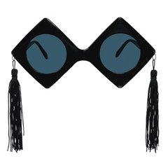 Grad Caps Giant Glasses