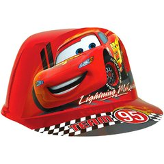 ©Disney Cars Formula Racer Vac Form Hat