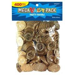 Gold Coin Mega Value Pack Favors