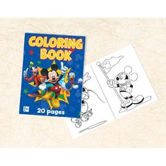 ©Disney Mickey Mouse Coloring Book