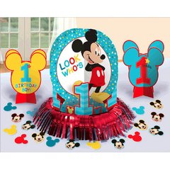 ©Disney Mickey's Fun To Be One Table Decorating Kit