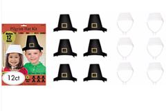 Paper Hat Assortment