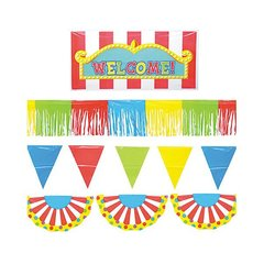 Outdoor Carnival Giant Decorating Kit