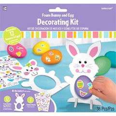 Egg Decorating Kit - Foam