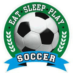Soccer Decal Favor