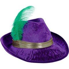 Mardi Gras Pimp Hat