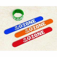 Soccer Slap Bracelet