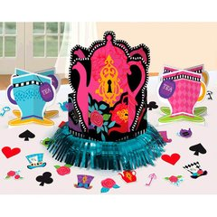 Mad Tea Party Table Decorating Kit