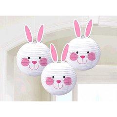 Bunny Shapred Lanterns