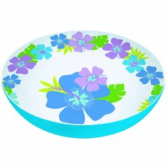 Floral Paradise Cool Large Round Bowl