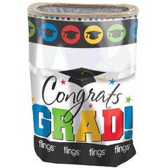 Grad Flings® Bin - Multicolor