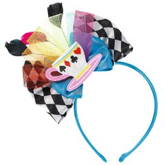 Mad Tea Party Deluxe Bow Headband