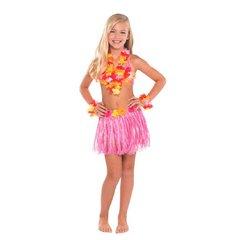 Child Hula Skirt Kit - Warm