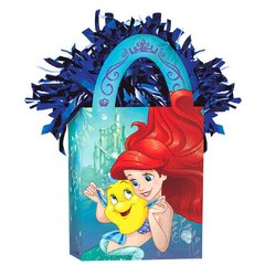 ©Disney Ariel Dream Big Mini Tote Balloon Weight