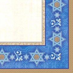Judaic Traditions Beverage Napkins