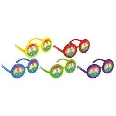 60's Glasses W/Printed Lens