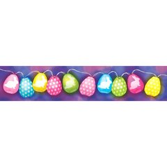 Easter Egg Lantern Electic Lights