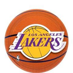 Los Angeles Lakers Dessert Plates