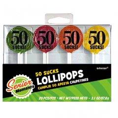 """""""50"""" Lollipop Favors"""