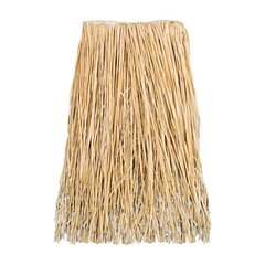 Child Natural Grass Hula Skirt