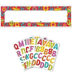 Fiesta Personalized Giant Sign Banner
