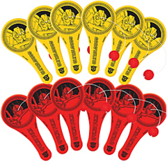 Transformers™ Paddle Ball Favors
