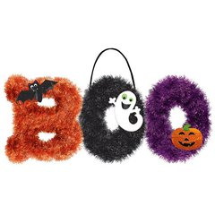 """BOO"" Halloween Deluxe Decoration"