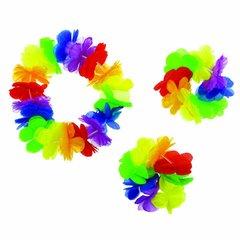 Rainbow Hawaiian Accessory Pack