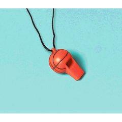 Basketball Mini Whistles 12ct