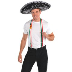 Cinco Suspenders