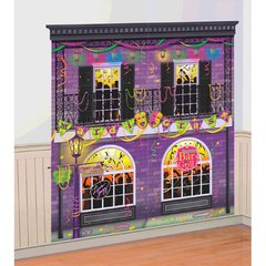 "Mardi Gras Scene Setters ""! Wall Decorating Kit"