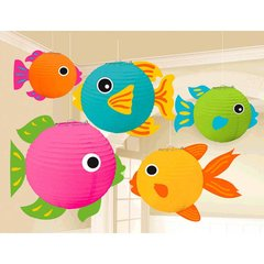 Fish Lanterns With Add Ons