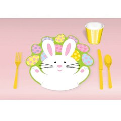 Easter Glossy Plastic Placemat