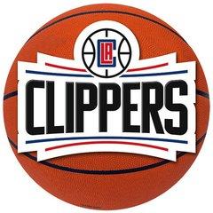LA Clippers Cutout