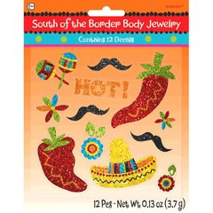 South of the Border Body Jewelry