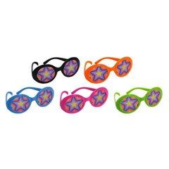 Disco 70's Glasses W/Printed Lens